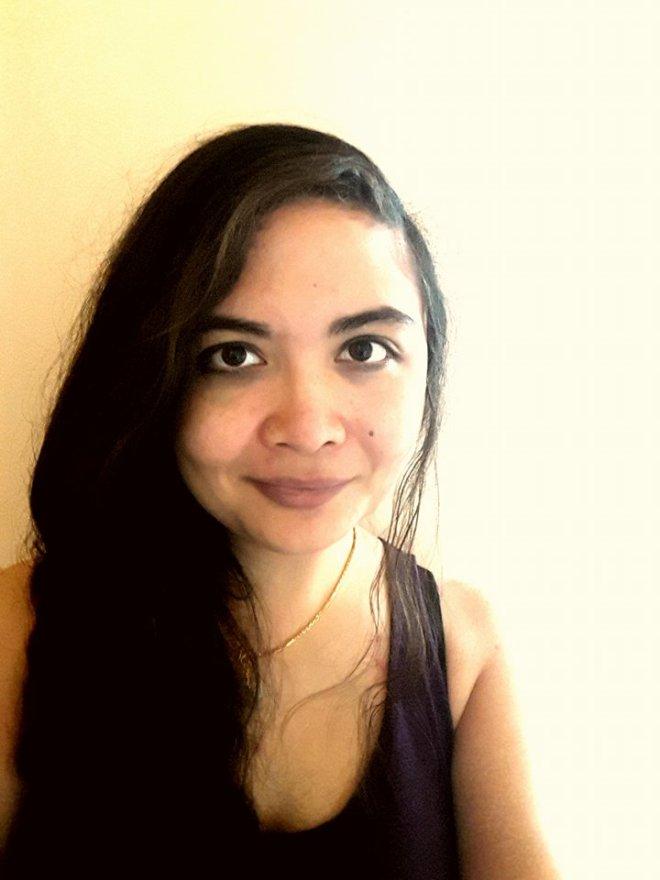 Natalie Linh Bolderston author photograph